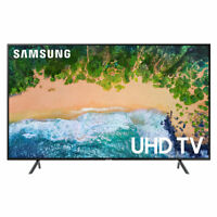 "Samsung 7-Series 55"" 4K Ultra HD HDR Slim Design Smart TV *UN55NU7100"