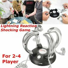 Lightning Reaction Reloaded Electric Shock Revenge Bar Party Game Shocking Funny
