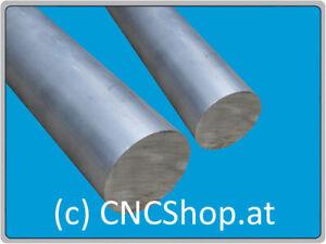Aluminium Rundstange Ø 100 mm, Alu rund, je 100 mm,