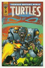 Teenage Mutant Ninja Turtles Volume 2 #3 Very Fine