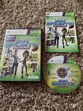 KINECT SPORTS: SEASON TWO 2 Xbox 360 Complete CIB w/ Case, Manual