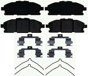 Disc Brake Pad Set-Ceramic Disc Brake Pad Front 17D1552C fits 11-17 Nissan Quest