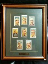 Set of Eight Baseball Tobacco Cards from 1888 Old Judge & Gypsy Queen Cigarettes
