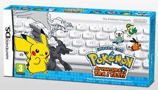 Impara con Pokemon:Avventura tra i Tasti per Nintendo DS SECONDA SCELTA[NDS1422]