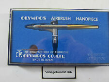 Olympos Model F-1 Airbrush Handpiece-Japan Brand New