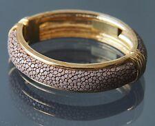 ROBYN BROOKS Cuff Bracelet Stingray Gold Plated