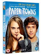 - Paper Towns DVD 2015 Ean5039036074728
