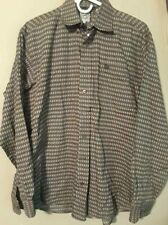 Cinch Small Button Front Long Sleeved Cowboy/Western Shirt