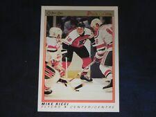 1990-91 90/91 OPC Premier #96 Mike Ricci Philadelphia Flyers ROOKIE RC