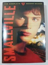 Smallville: The Complete Second Season New Sealed