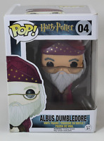Funko Pop Harry Potter - Albus Dumbledore #04 - Vinyl Figure In Original Box