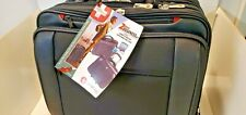 SwissGear Patriot Rolling 2-Piece Business Set COMP-U-ROLLER & MATCHING DAY CASE