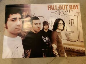 BAND COLLAGE 840 PANEL MUSIC POSTER 24x36 FALL OUT BOY