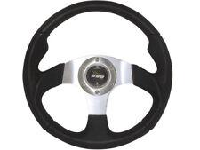 Moulded Steering Wheel 340mm (Polished Centre) M Range - M34M3PS