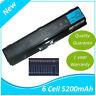 Batterie 5200mAh Noir pour PC portable Toshiba PA3534U-1BAS PA3534U-1BRS