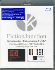 FICTIONJUNCTION + YUUKA-YUKI KAJIURA LIVE VOL.#4-JAPAN 2 Blu-ray M75 zd