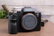 Sony Alpha A7 II 24.3MP Digital Camera Body A7m2 with Batteries and Charger