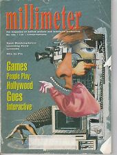 MAY 1993 MMILLIMETER movie magazine HOLLYWOOD GOES INTERACTIVE