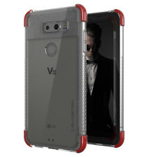 Genuine Ghostek Protective Slim Covert 2 Series Cover Case for LG V30 Red