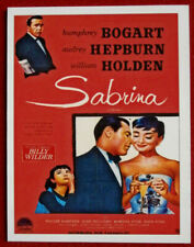 AUDREY HEPBURN - Individual Card # 02 - from Movie Idols Set - SABRINA