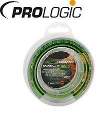 (0,11€/1m) Prologic Bulldozer Mimicry Green Ghost XP 100m 27,8kg 0,70mm- Schnur