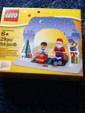 LEGO 850939 CHRISTMAS SANTA MINIFIGURE SET ~ BRAND NEW SEALED BOX