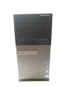 Dell OptiPlex 9010 MT Core i7 3770 3.4 GHz 16GB RAM 256GB SSD Win 10 Pro