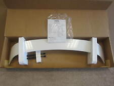 04 05 06 MAZDA 3 4DR SEDAN NEW OEM WHITEWATER  REAR SPOILER  8YL121-64 #0111M
