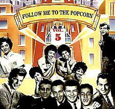 Surtout-follow me to the popcorn vol.5 - 60's pop CD