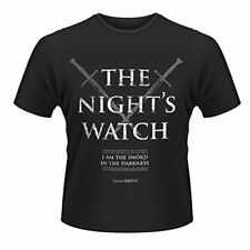 Game of Thrones - The Night Watch T-shirt Uomo M Plastic Head
