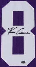 Kirk Cousins Signed Minnesota Vikings 35x43 Custom Framed Jersey (GTSM Hologram)
