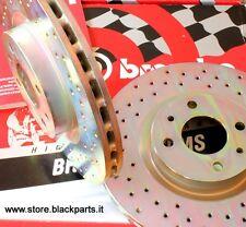 discos de freno delanteros Brembo para 500/ 500C FD 009.000 Fiat Panda ii SERIE