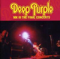Deep Purple - MK III: Final Concerts [New CD] Reissue