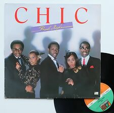 """Vinyle 33T Chic """"Real people"""""""