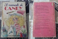 Il Manuale di CANDY editoriale Fabbri 1982 (xo82)