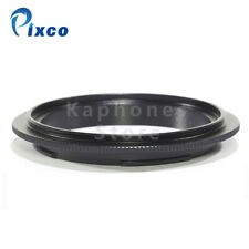 58mm Macro Reverse Lens Adapter Ring For Canon EOS R Full Frame Mirrorless RP R5