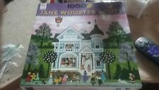 CEACO 1000 PIECE JIGSAW PUZZLE JANE WOOSTER SCOTT AMERICANA 3346-504
