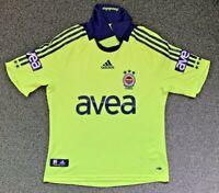 Fenerbahce Away Football Shirt - Size XL Boys - Age 13 - 14 years - Adidas (95)