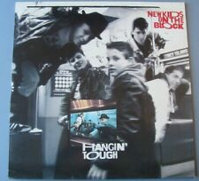 NEW KIDS ON THE BLOCK (LP 33T) Hangin Tough (1988)