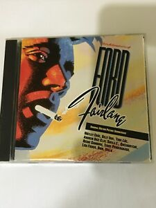 The Adventures of FORD Fairlane CD 1990  Original Soundtrack Recording OOP RARE