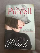 """2011 """"PEARL"""" DEIRDRE PURCELL FICTION PAPERBACK BOOK"""