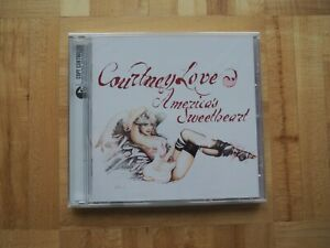 Courtney Love - America's Sweetheart CD 2004 - Neu & OVP