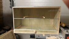 Cage Elevage Oiseaux Exotique Et Petite Perruche