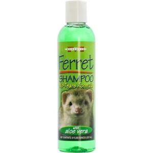 Marshall Ferret No-Tears Tearless Shampoo w/ Aloe Vera - 8 oz
