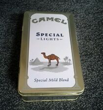 Camel Special Lights Tin and Matches