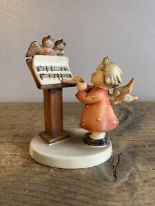 "Vintage Antique Goebel Hummel ""Bird Duet"" Figurine Ornament - Marked W German"