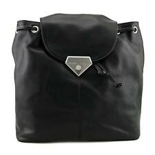 Linea Pelle Roosevelt  Women Black Backpack