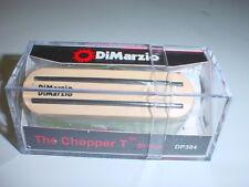 DIMARZIO DP384 The Chopper T Tele Bridge Electric Guitar Pickup - CREME