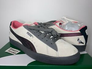 Puma x Staple x Atmos Suede VTG size 9.5 Pigeon and Crow