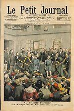 CREDIT FONCIER LOTERIE Lottery LOTTO LOTERIA 1905